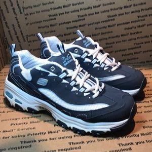 Skechers D' Lites Walking / Athletic Shoes